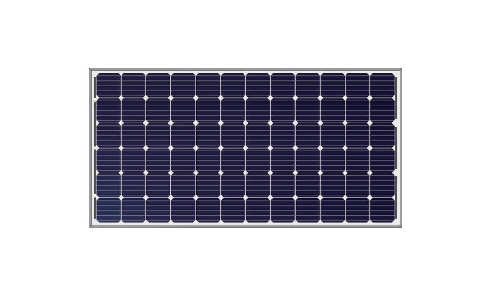 Longi 340 Watt Mono 72 Bf Amray Solar